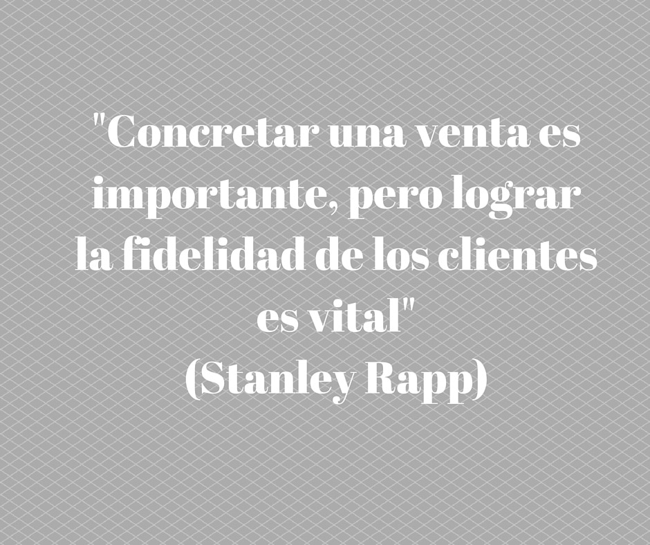 Frases célebres de los gurús del marketing Stanley Rapp