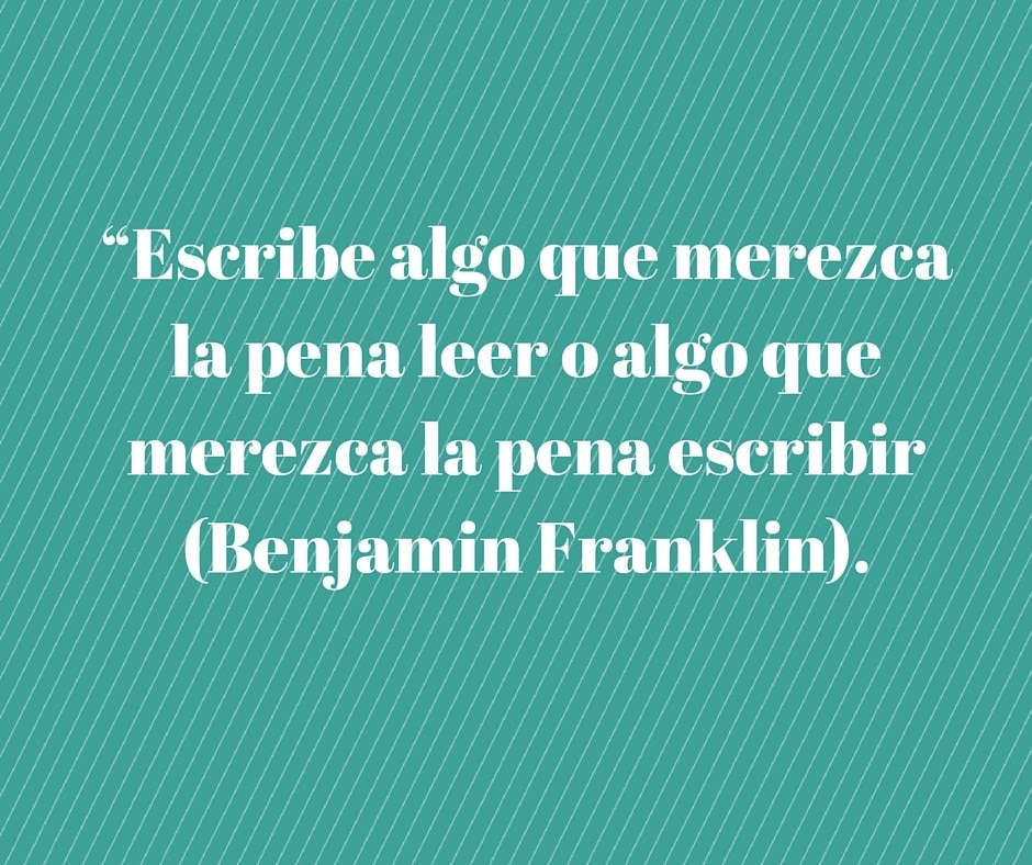 frases celebres de gurus del marketing benjamin franklin