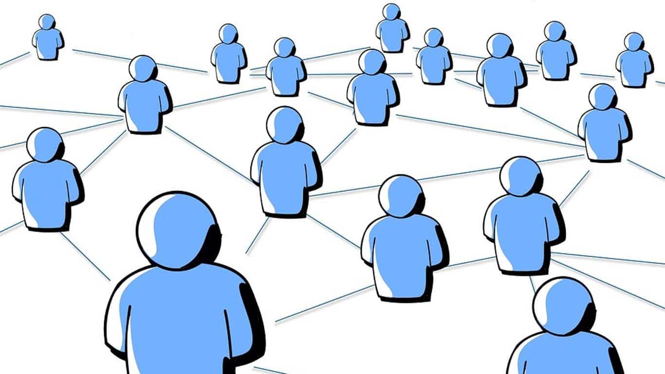 dedicación redes sociales