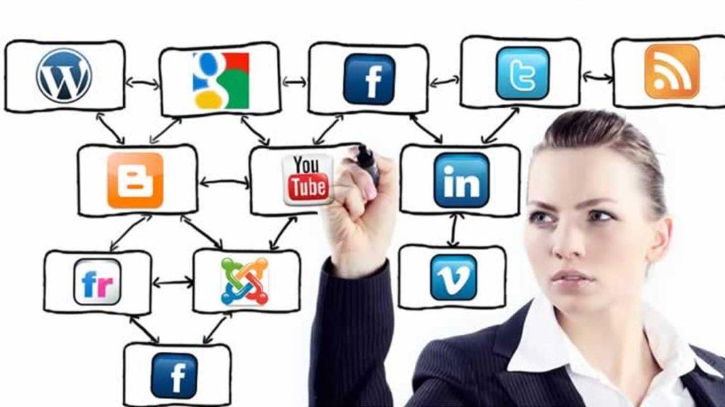 gestionar redes sociales