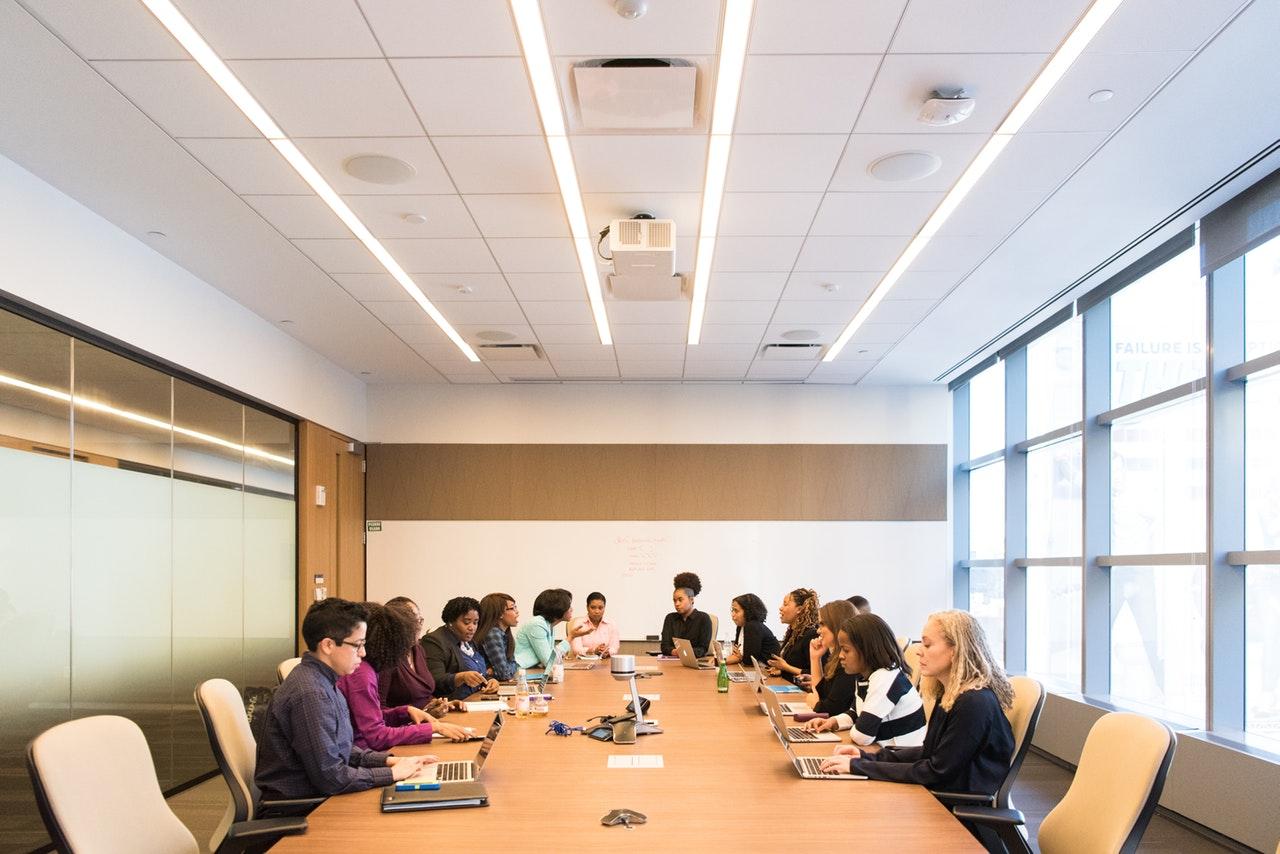 Agencia de marketing digital equipo