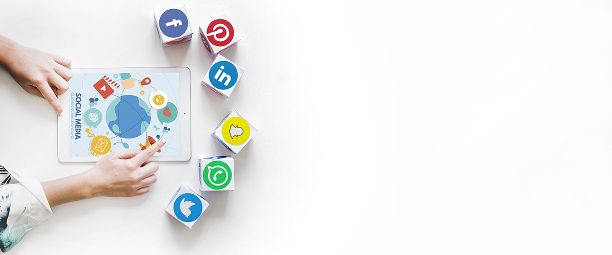 banner Inbound Marketing con las redes sociales