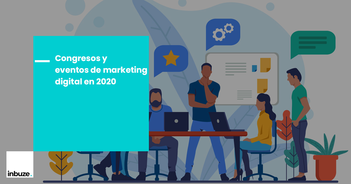 Congresos y eventos de marketing digital 2020 banner inicio