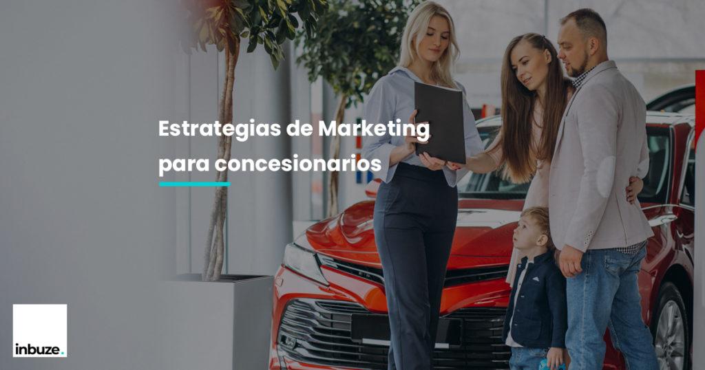 Marketing para concesionarios